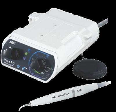 Varios 370 LUX - портативный ультразвуковой скейлер (с оптикой)